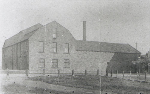 Wyke old chemicals soap manufacturers - Flash Pond.
